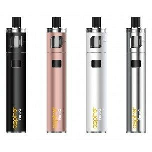 Kit PockeX pocket aio par Aspire