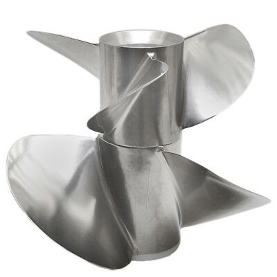 Volvo Penta F7 Stainless Duo Propellers 3851467 / 3851477 (Set of 2)