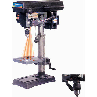 """King Canada Tools KC-110N 10"""" DRILL PRESS WITH DUAL LASER GUIDE SYSTEM Perceuse"""