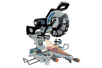 "King Canada Tools 8390N 12"" SLIDING DUAL COMPOUND MITER SAW WITH TWIN LASER Scie"