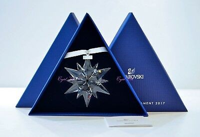Swarovski 2017 Annual Edition Christmas Ornament Star 5257589 Brand New in Box