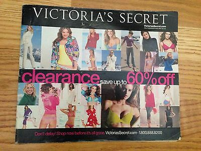 Collectors Item- VICTORIA'S SECRET CATALOG, Fall Clearance Sale 2007, V. Good !