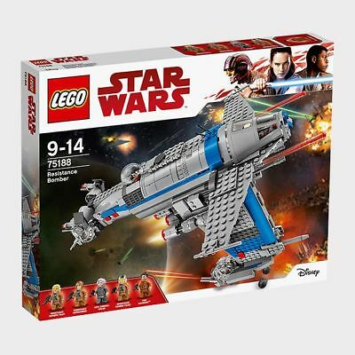 NEW LEGO Star Wars™ Resistance Bomber 75188