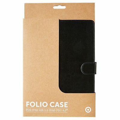 NEW Target Folio Case - iPad Air 2 & iPad Pro 9.7""