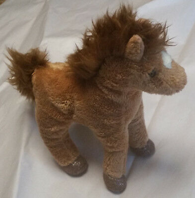 TY Beanie Babies 2.0 - Saddle the horse - no red tag or code - retired