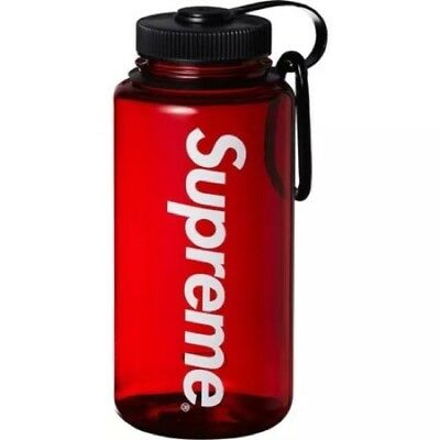 Supreme Nalgene Bottle New Box Logo