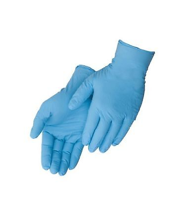 Liberty Glove & Safety Glove-Duraskin-T2010W Nitrile Industrial Glove Powder ...