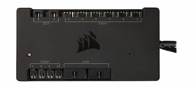 Corsair CL-9011110-WW Fan Controller Commander Pro Temperature Monitor