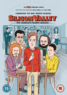 Silicon Valley: The Complete Fourth Season [2017] (DVD)