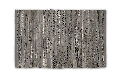 DII Home Essentials 20x31.5-inches Cotton Rag Rug for Kitchen Livingroom Entr...