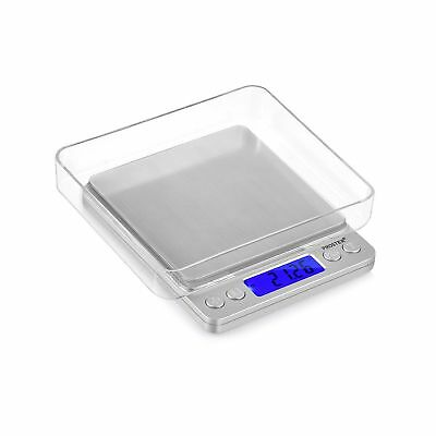 Proster Digital Pocket Scale 0.01 to 500g Weighing Scale Mini Smart Gram Scal...