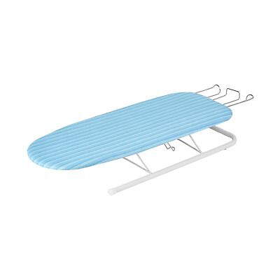 Honey-Can-Do BRD-01435 Collapsible Tabletop Ironing Board with Pull out Iron ...