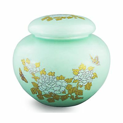 Funeral Urn by Meilinxu - Cremation Urns for Human Ashes Adult - Hand Made in...
