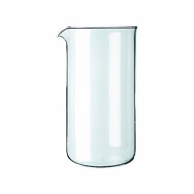 Bodum Spare Glass Carafe for French Press Coffee Maker 0.35-Liter 12-Ounce