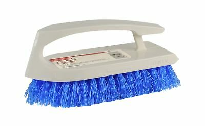 Rubbermaid Handle Scrub Brush-Synthetic Fill 4/3