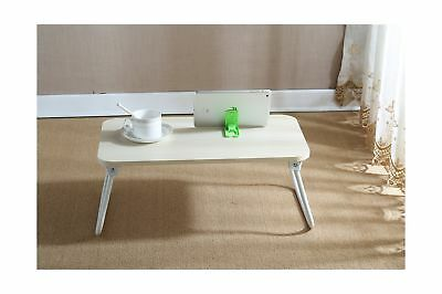 Homebi Laptop Desk Portable Notebook Stand Table for Bed and Couch Breakfast ...