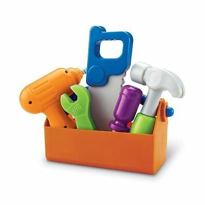 Learning Resources New Sprouts Fix it Tool Set