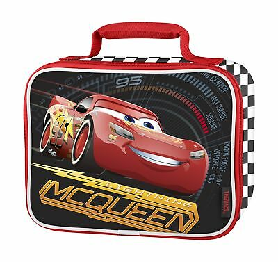 THERMOS Soft Lunch Kit Disney Cars McQueen Multicolored