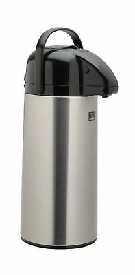 Zojirushi AAPE22SB Stainless Steel Brushed Airpot 2.2 Liter