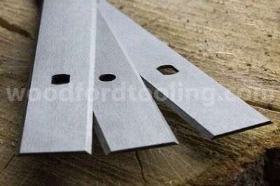 3 Piece Planer Knives 260 x 18.6 x 1 Hammer High Quality S701S5