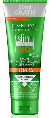 Eveline Slim Extreme 4D Intensive Slimming Serum Anti-Cellulite Fitness