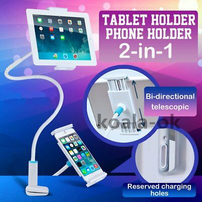 Lightweight Tablet Lazy 360 Degree Flexible Arm Table Holder Stand For Ipad MN