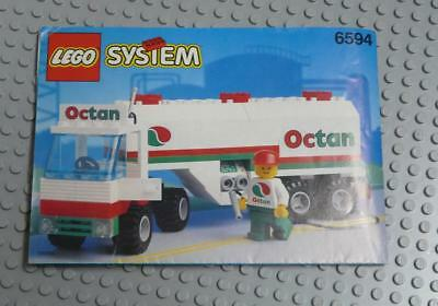 LEGO INSTRUCTIONS MANUAL BOOK ONLY 6594 Gas Transit x1PC