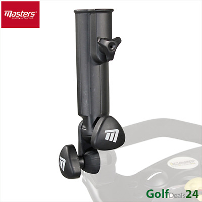 MASTERS GOLF - Deluxe Umbrella Holder Universal / für gängige Trolleys