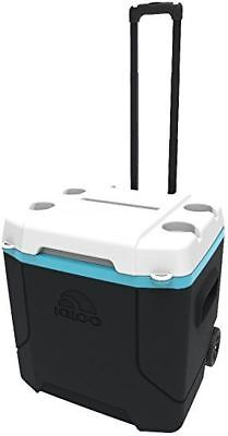 Igloo Coolbox Profile 54 Roller Cool box 4 Day Ice Retention Holds 80x330ml Cans