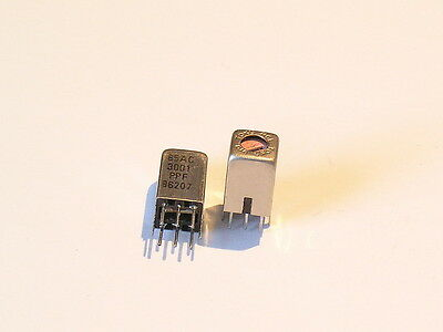 TOKO 85AC-3001PPF 10.7 MHz IF COIL 7mm SPECIAL MADE! 2 PIECE OFFER!