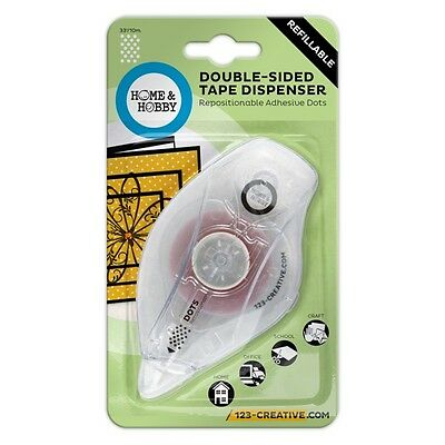 3L Scrapbook Adhesives Home & Hobby Double Sided Refillable Tape Dispenser: Dots