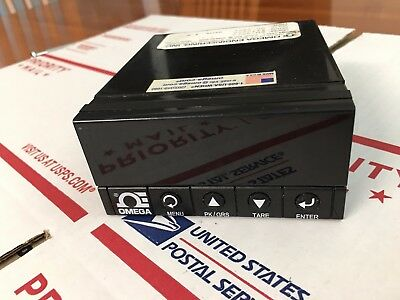 OMEGA ENGINEERING CNiS853  -2.1 Strain/ Process PID Controller , WARRANTY