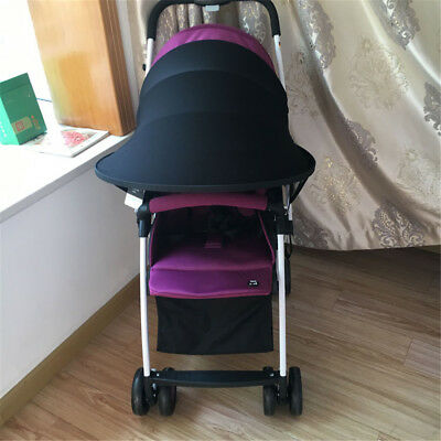 Baby Stroller Sunshade Canopy Cover For Prams Sunshade Stroller Cover D+