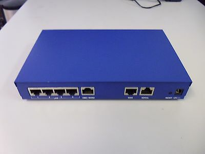 Check Point UTM-1 EDGE X Firewall VPN Network security device