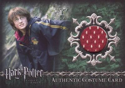 Harry Potter Goblet Fire Update Harry's Wizard Robe Costume Card HP C5 #031/275