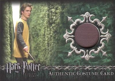 Harry Potter Goblet Fire Update Cedric's Triwizard Costume Card HP C12 #033/300