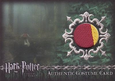 Harry Potter Goblet Fire Update Harry's Triwizard Costume Card HP C14 #032/300