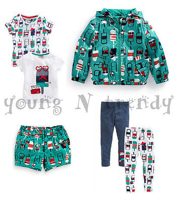 BNWT NEXT 18-24 months 2-3-4 years girls TOPS*LEGGINGS*SHORTS*JACKET ICE LOLLIES