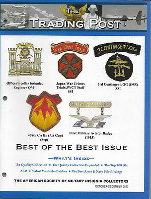 ASMIC Reference Book On THE BEST OF THE BEST Insignia