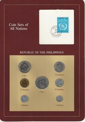 Coin Sets of All Nations - Philippines