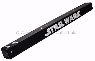 Star Wars Darth Vader Dark Side Of Force Light Up LED Lightsaber Umbrella w/Bag!