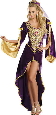 Dreamgirl Renaissance Historic Womens Adults Costumes Queen Of Thrones