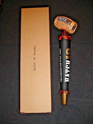 *NEW* BATCH 19 - PRE-PROHIBITION LAGER - BEER TAP HANDLE (Rare)