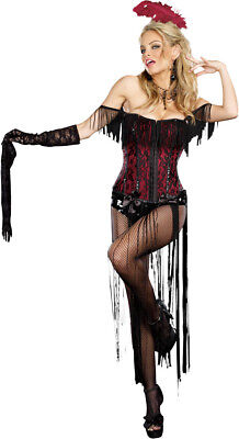 Dreamgirl 1920S Womens Adults Costumes Burlesque Beauty