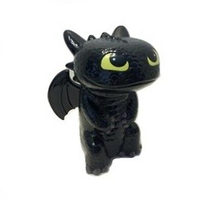 "How To Train Your Dragon 2 Ceramic Piggy Coin Bank 9"" Toothless"