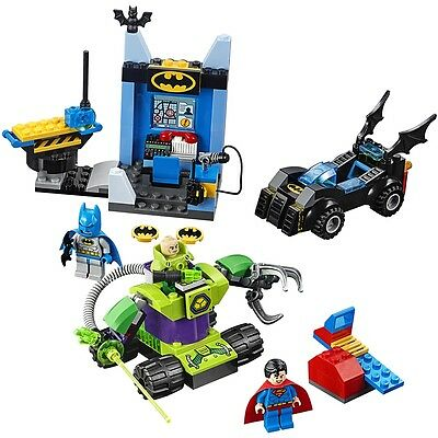 LEGO Juniors Batman & Superman vs. Lex Luthor Playset (10724), Construction Set