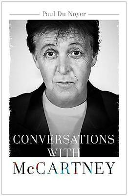 Conversations with Paul McCartney Buch Book NEW
