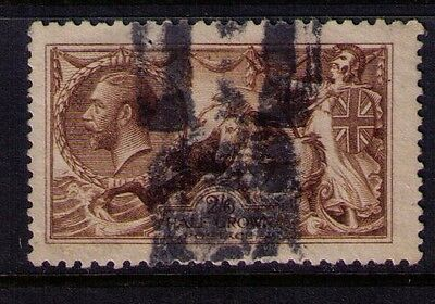 Great Britain UK Stamps, KGV Sc # 173  Used, 22mm Cat.$180