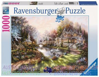 Ravensburger Puzzle 1000 piece In The Morning Light
