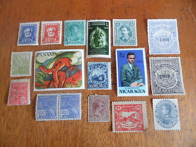 South America ~ Mixed MH ~ Lot 3 (Mags)